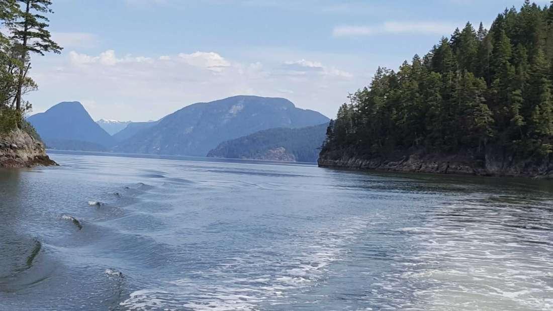 Quartz Bay British Columbia Canada Private Islands