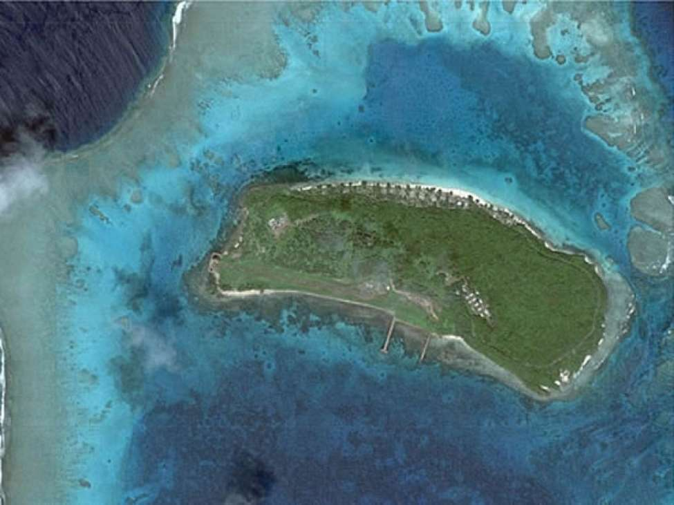 Katafanga Island - Fiji, South Pacific - Private Islands ...