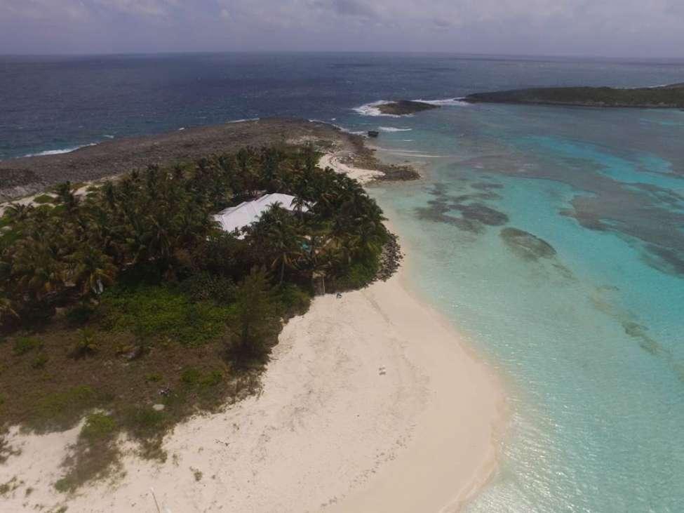 Frozen Cay The Berry Islands Bahamas Caribbean