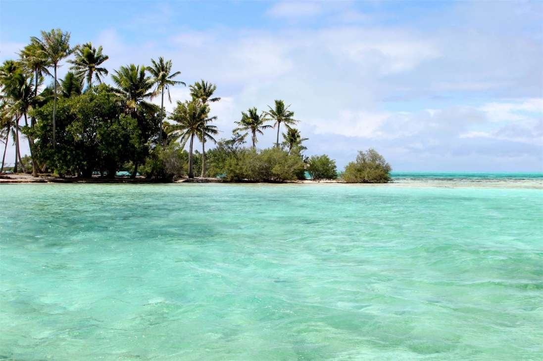 Motu rauoro french polynesia south pacific private for French polynesia islands for sale