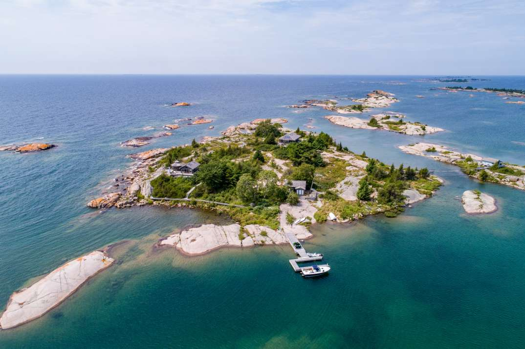 Marvelous Islands For Sale In Georgian Bay Canada Ontario Download Free Architecture Designs Jebrpmadebymaigaardcom