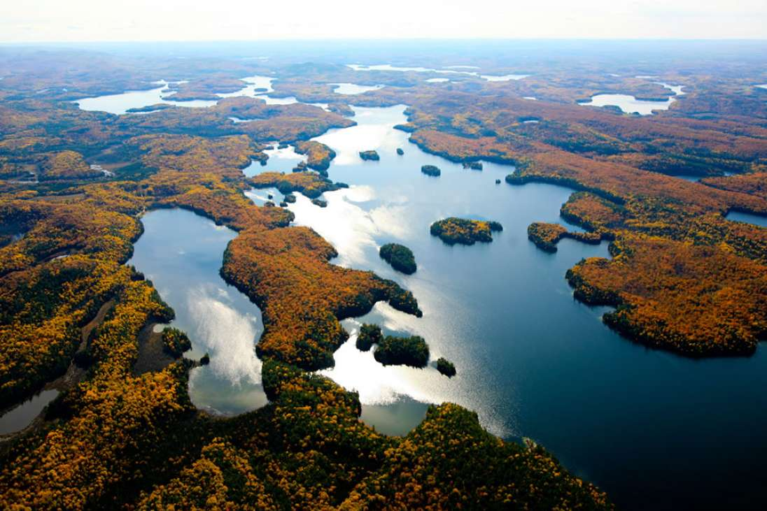 31 Mile Lake - Quebec, Canada - Private Islands for Sale