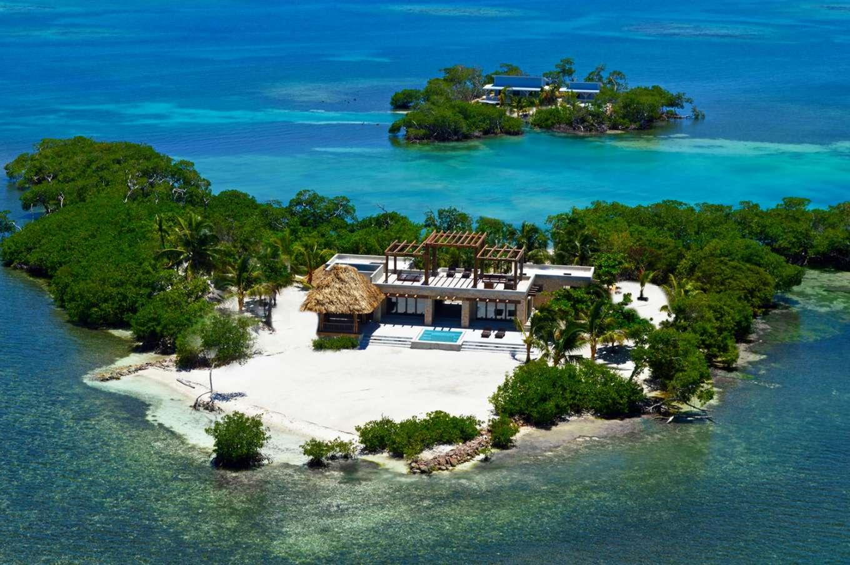 Gladden Private Island - Belize, Central America - Private Islands