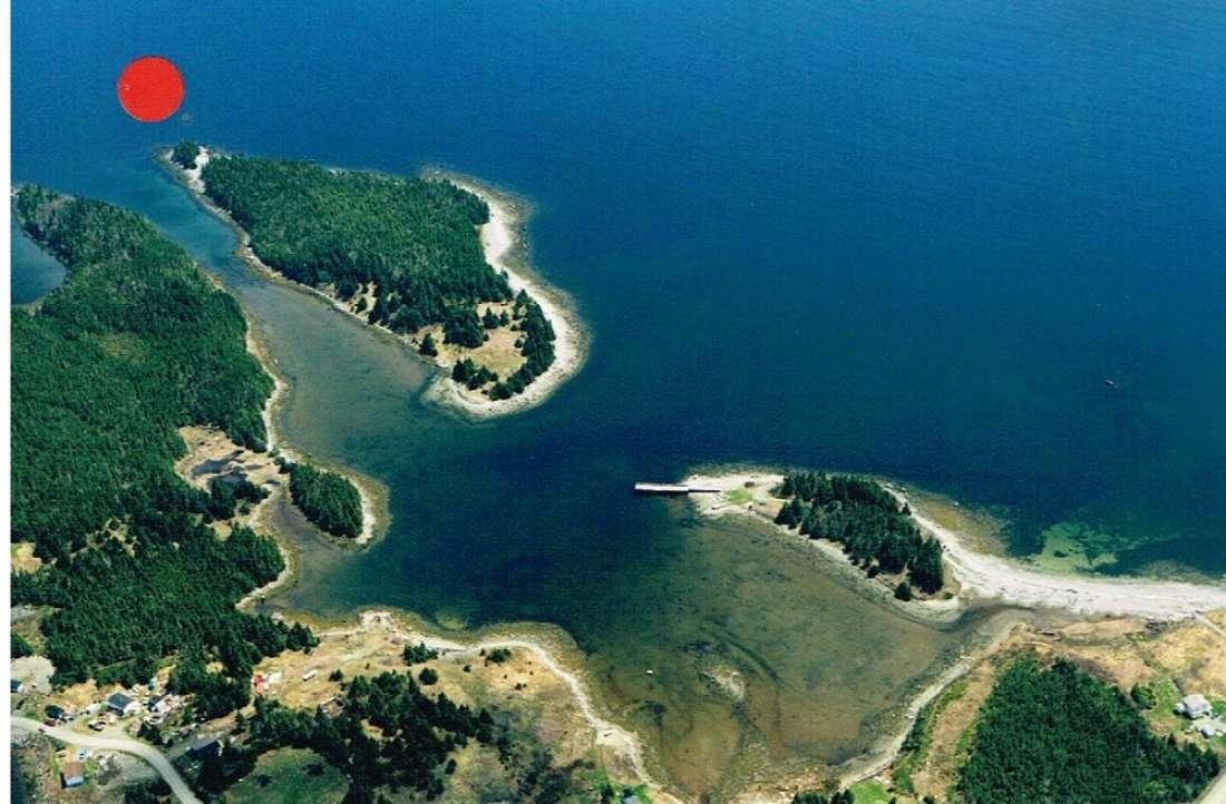 Angus Island Nova Scotia Canada Private Islands For Sale
