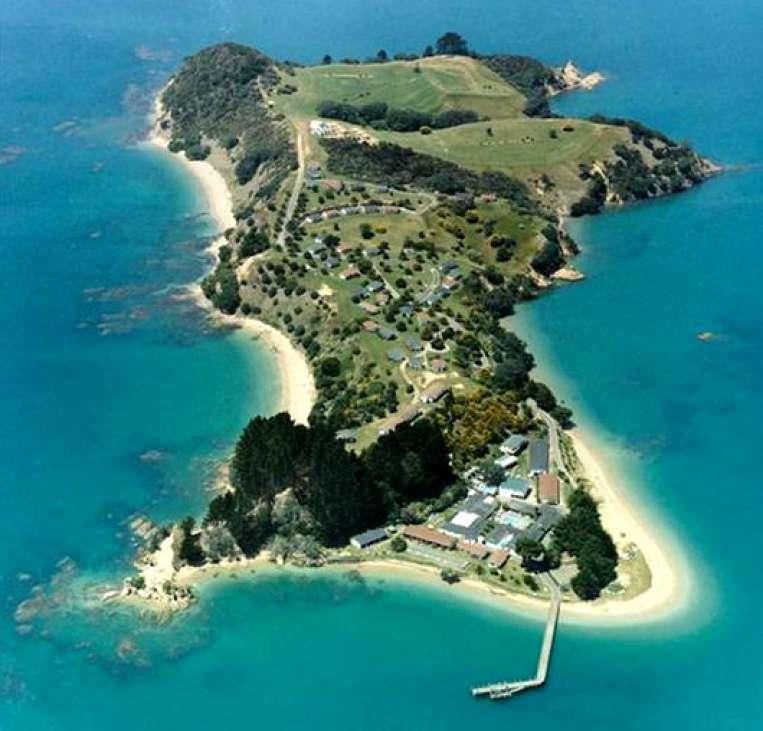 Pakatoa Island - New Zealand, South Pacific - Private ...