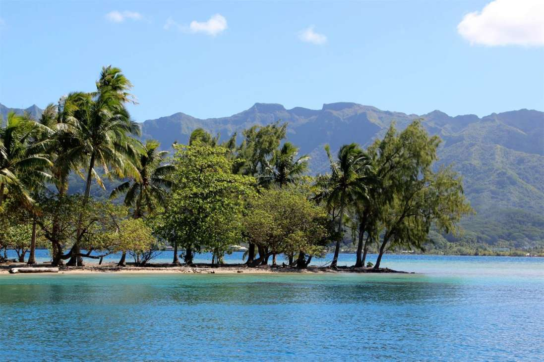 Motu tipaemaua french polynesia south pacific private for French polynesia islands for sale