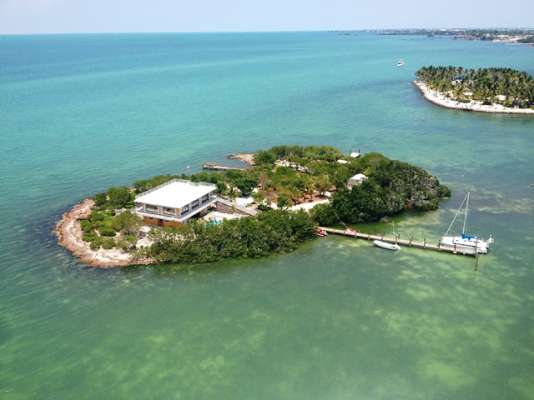 Island For Sale Coupon Key