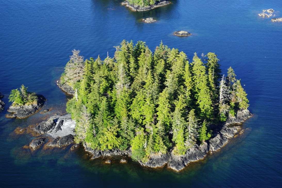 Aleutkina Island - Alaska, United States - Private Islands for Sale