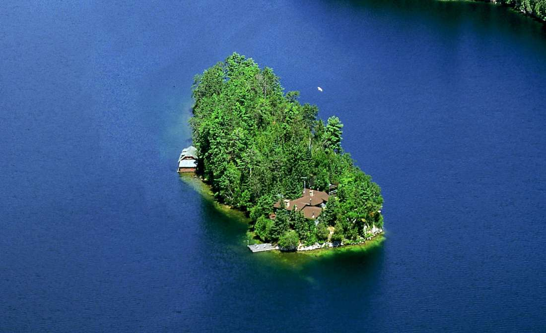 Half Crown Island Quebec Canada Private Islands For Sale