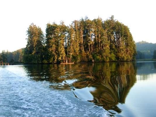 Mccaffrey Island Oregon United States Private Islands