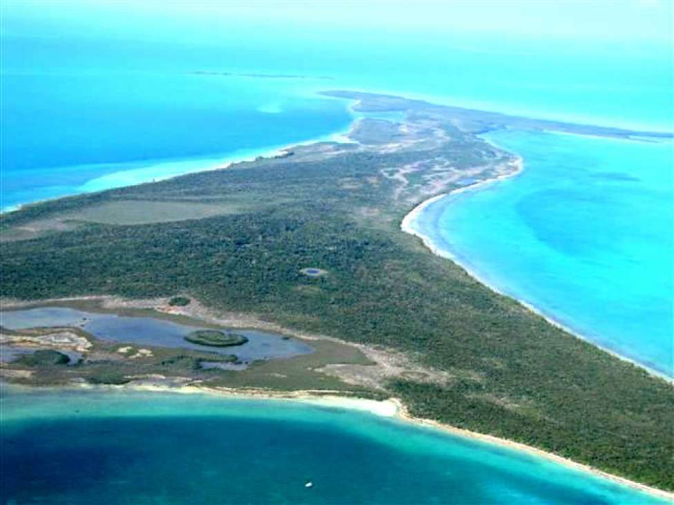 Great Sale Cay - The Abacos, Bahamas , Caribbean - Private Islands for Sale