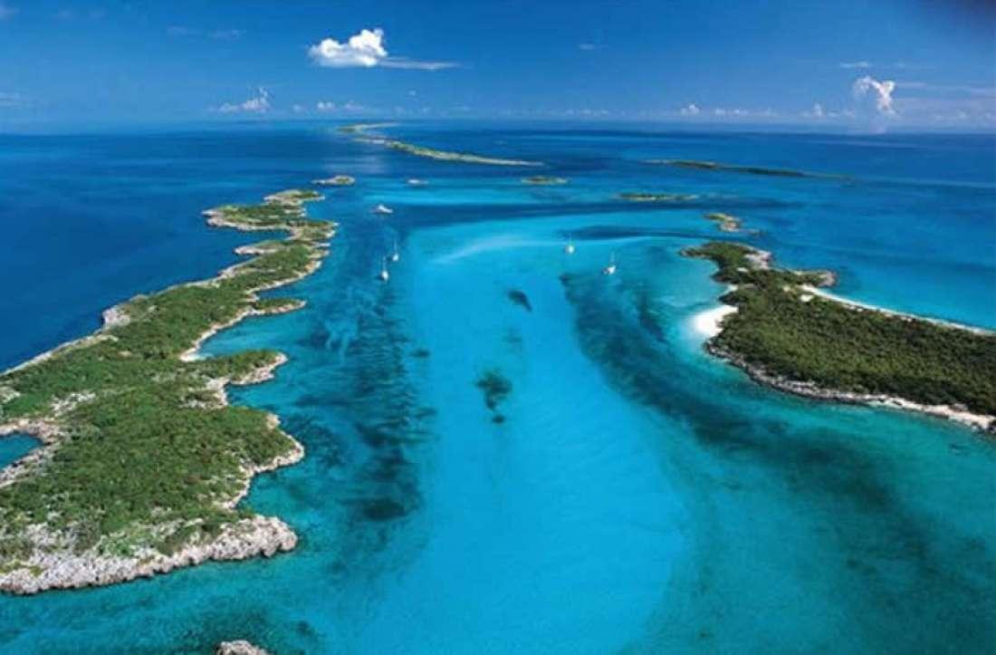 The Exumas, Bahamas , Caribbean