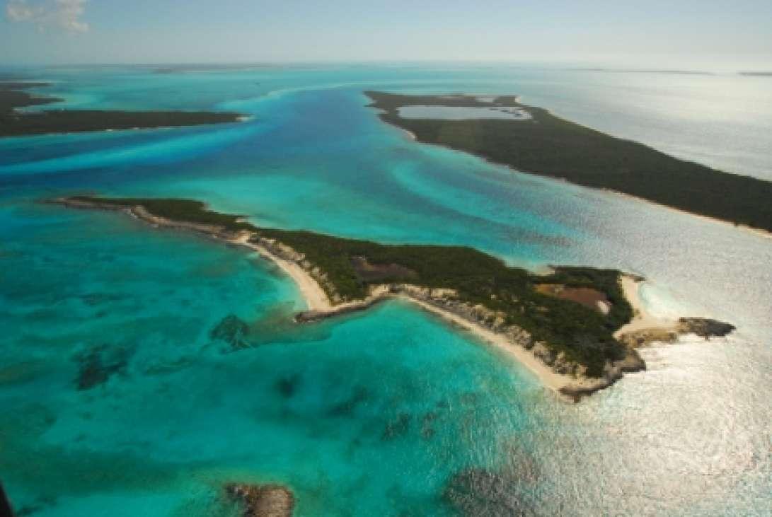 Leaf Cay The Exumas Bahamas Caribbean Private
