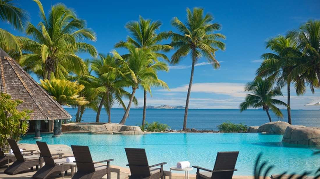 Doubletree Resort By Hilton Hotel Fiji South Pacific