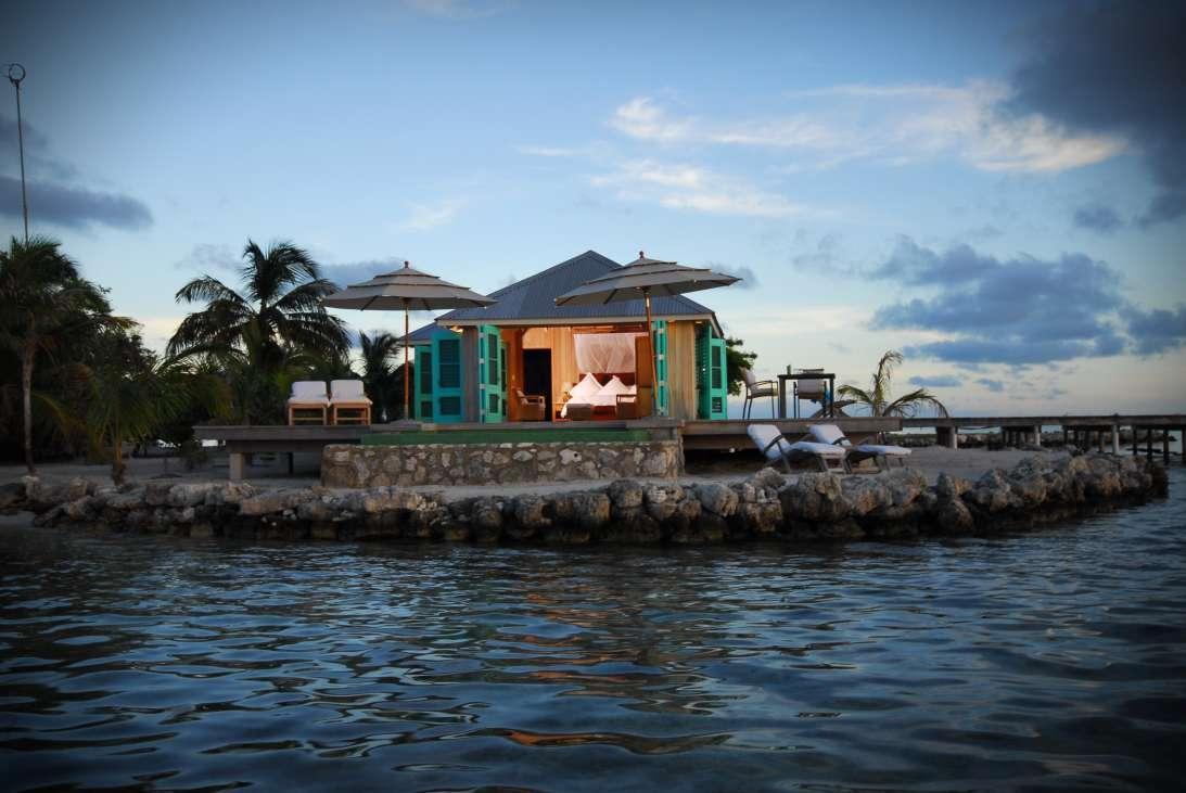 Cayo Espanto Belize Central America Private Islands